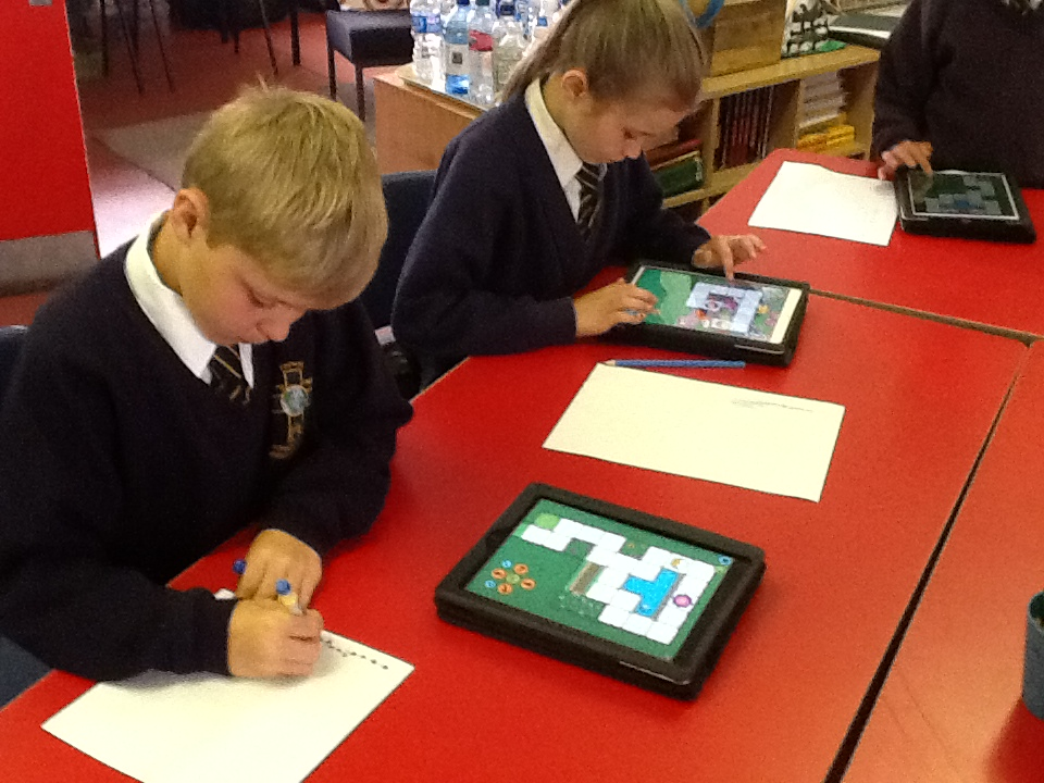 Y4 on the i pads