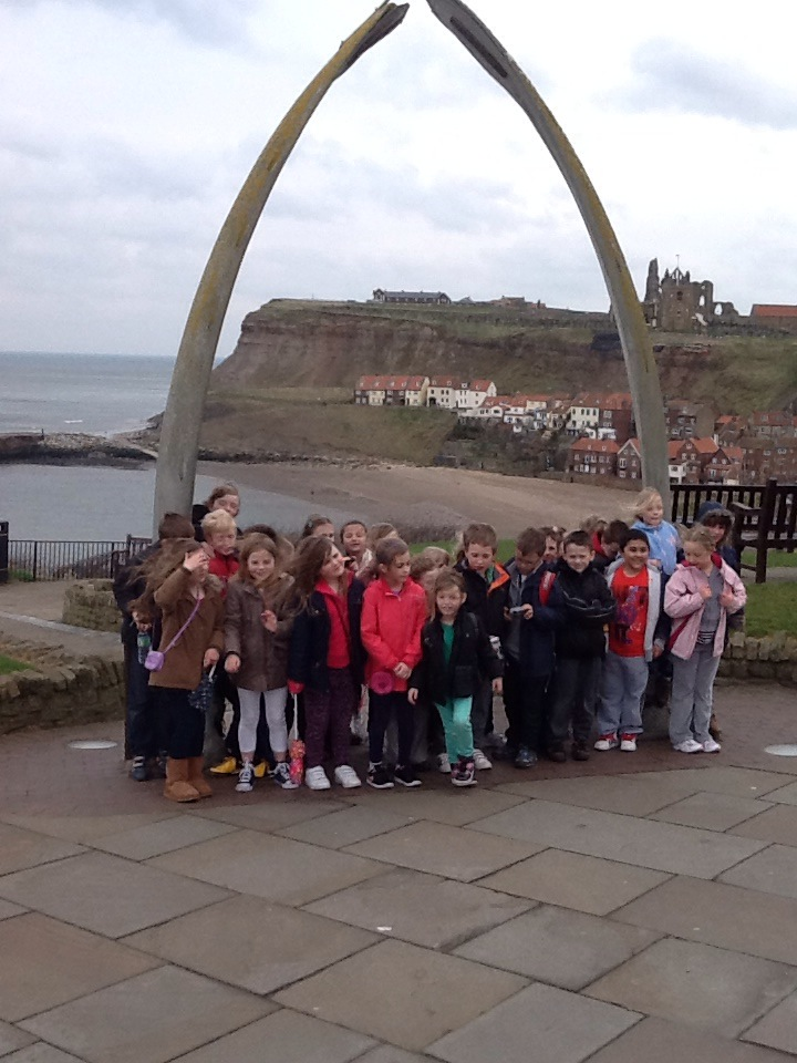 Year 3 at Whitby