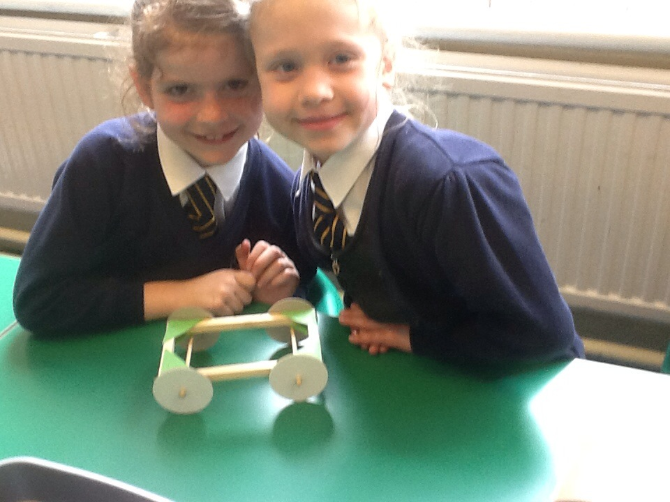 Year 2 vehicle project