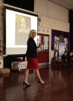Forsbrook Primary's Remembrance Day