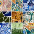 Parc Guell Mosaics3