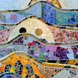 Parc Guell Mosaics