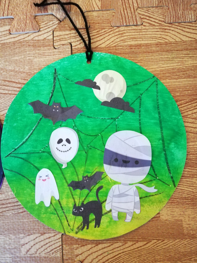Halloween Craft Game