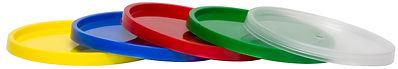 Возможные цвета крышек продукции