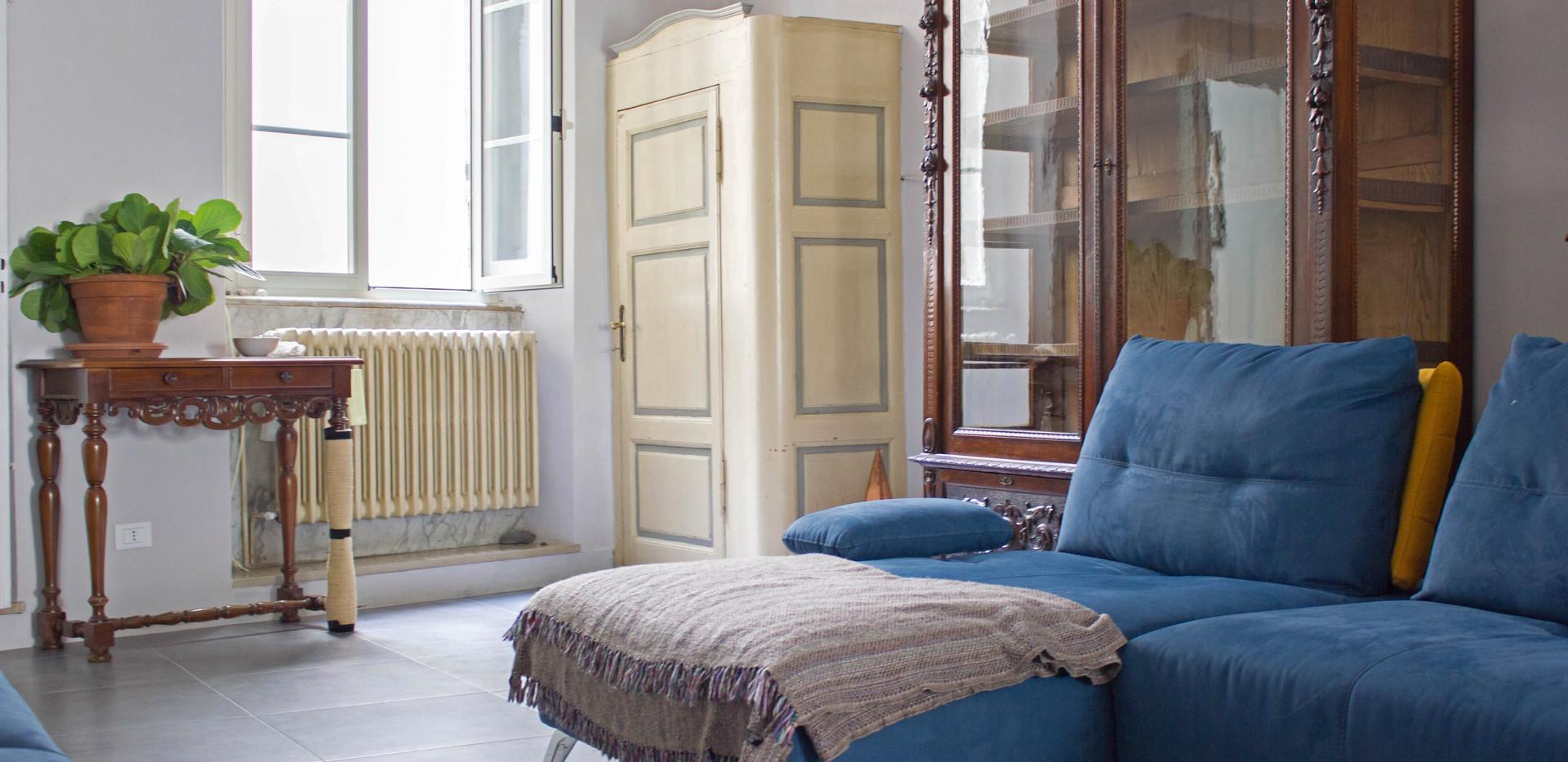 Lo scultore - Pontremoli - Living Room6.