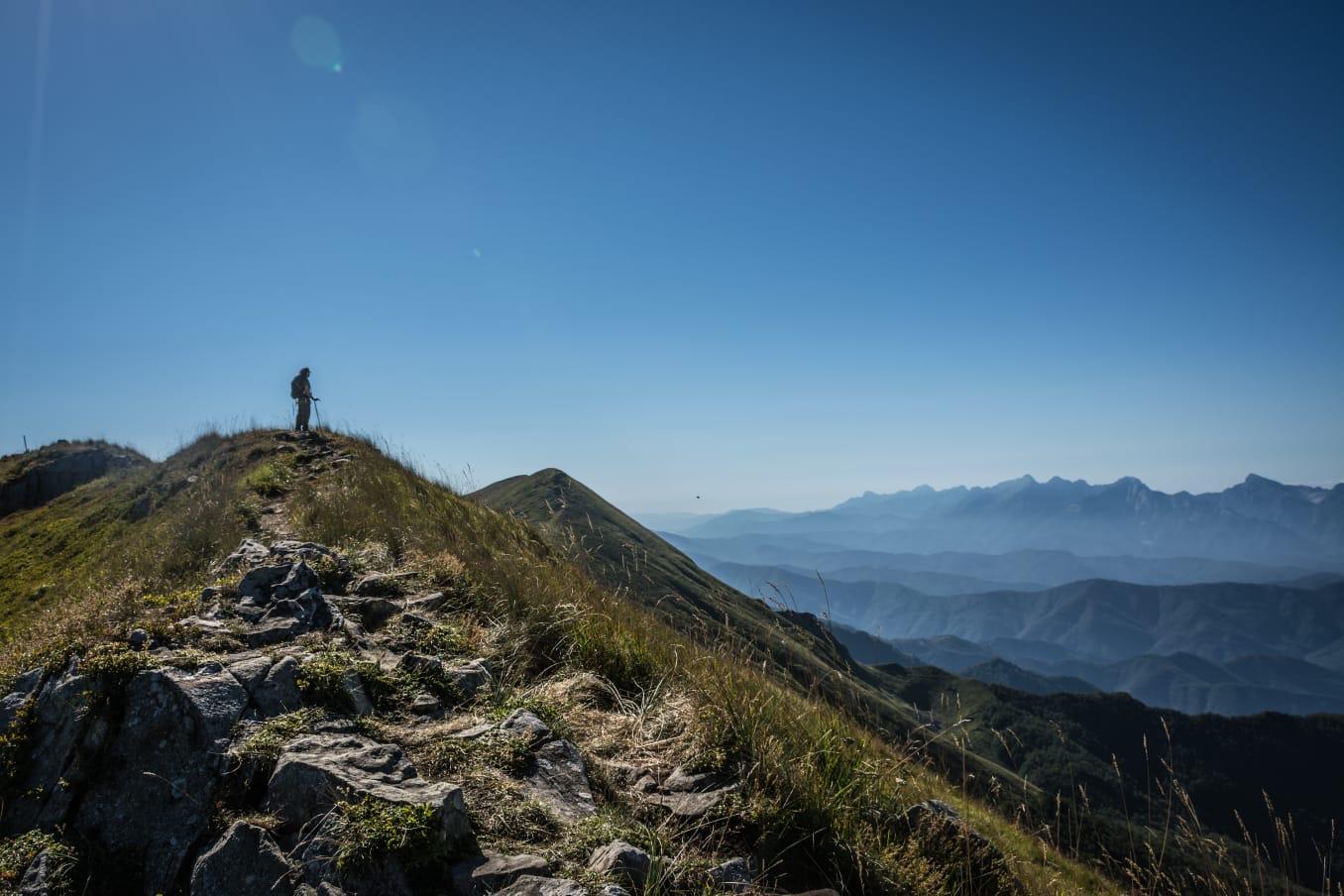 Trekking in the Appennino Tosco-Emiliano National Park