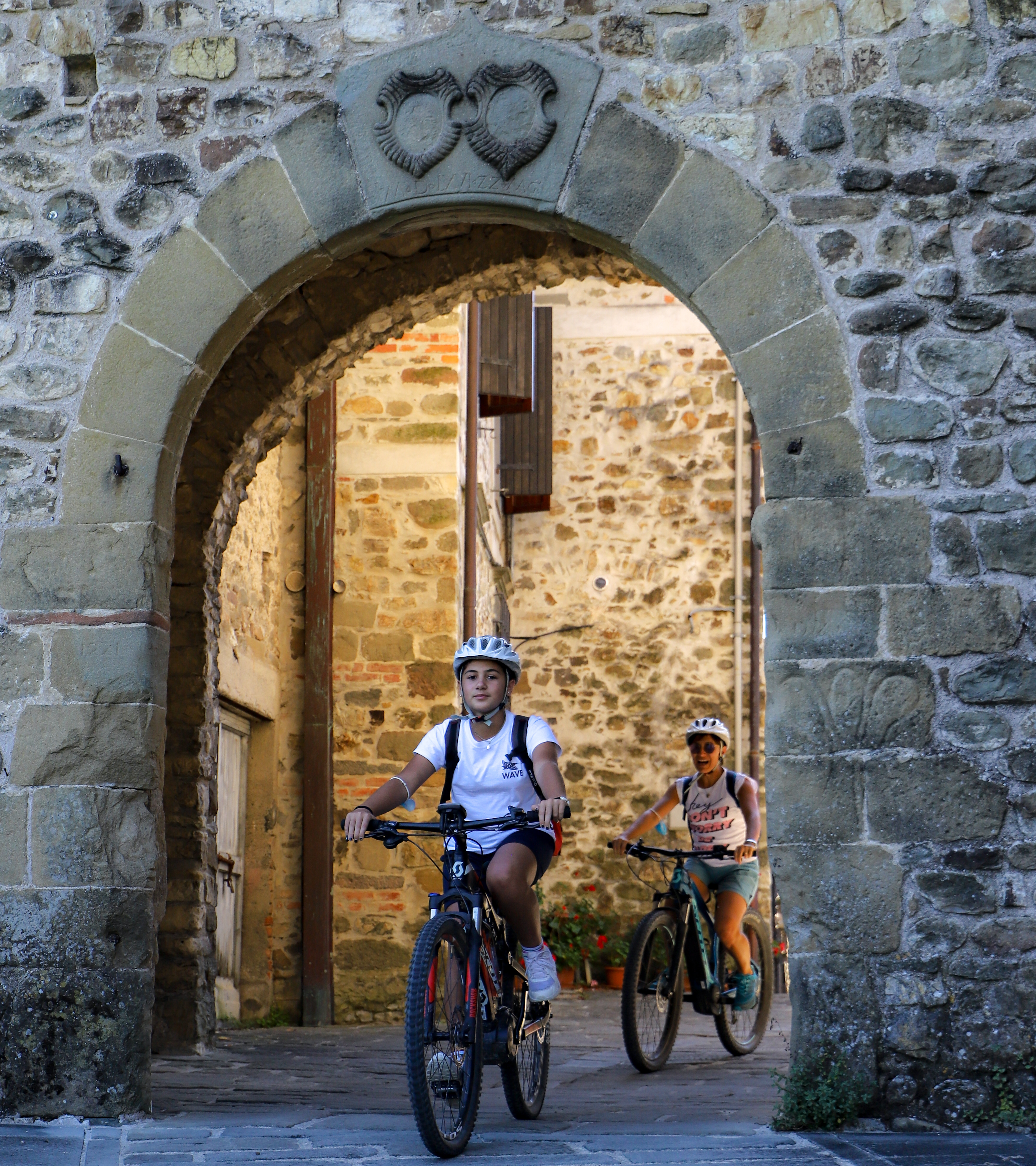 Cycle and Taste in Lunigiana