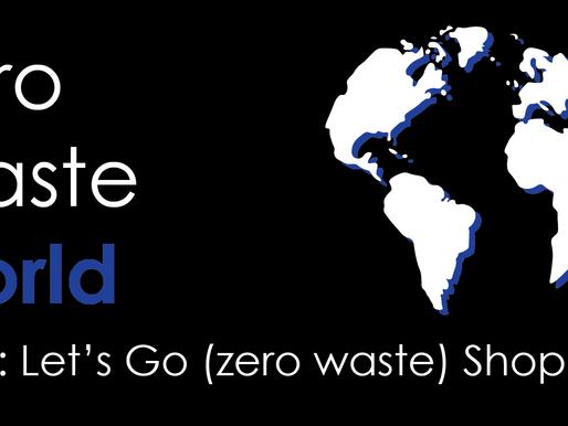 Let's Go (zero waste) Shopping!