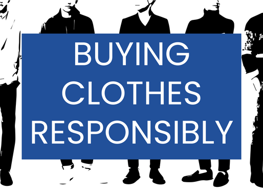 Buying Less is More: Three Simple Rules for Sustainable Fashion