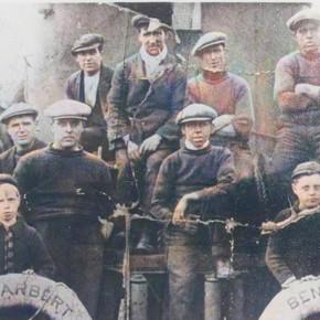Crew of the Ben Tarbert