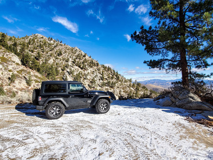 The Day I Thought I Might Die On a Jeep Road
