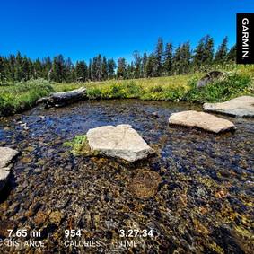 Friday Solo Hike: Incline Peak & Gray Lake