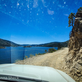 A Tour of Jackson Meadows, Bowman Lake and Faucherie Falls
