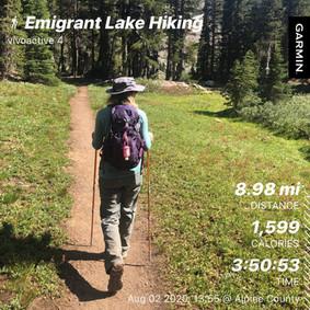 Emigrant Lake Hike