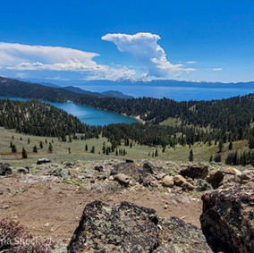 Marlette Lake from Hobart Reservoir: Jeeping and a Hike