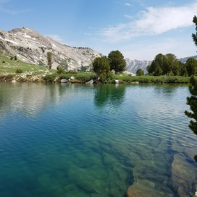 A Couple of Hikes in the Ruby Mountains
