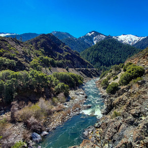 Exploring the Feather River Gorge: So Many Bridges