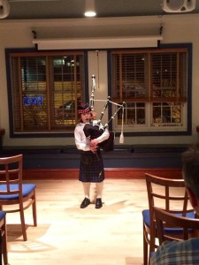 Young Rowan Meyer in Group B Piping