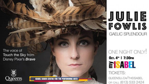 Updates: New Julie Fowlis Discount Code, Knockout Pipers for Drummers