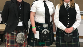 Results: 2019 Ottawa Branch Indoor Highland Games