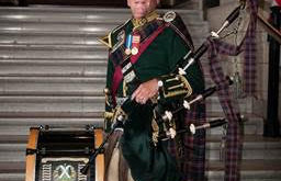 Cameron Highlanders Depart with Dignity Retirement Gathering on November 17th