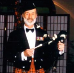 "Pipe Major John Robert ""Jack"" Coghill Sr., CD"
