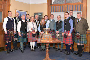 Glengarry Cup Competitors