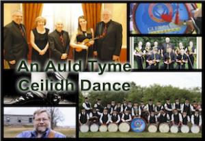 An Auld Tyme Ceilidh-banner