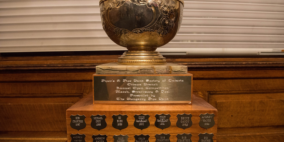 Glengarry Cup Performances and Results Presentation
