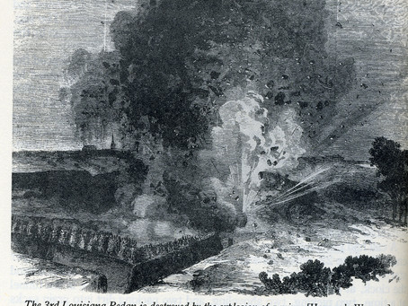 The Siege of Vicksburg--Summer of 1862