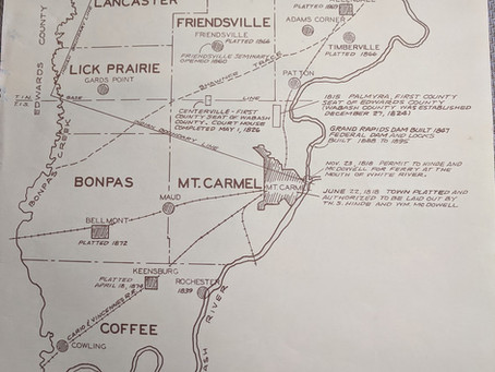 History of the Towns in Wabash County
