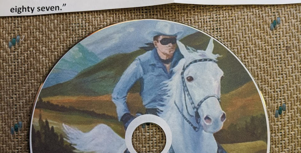History of the Lone Ranger CD