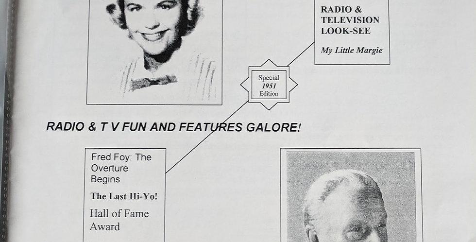Brockton Radio & Television Digest Special Edition May 4 & 5 1951