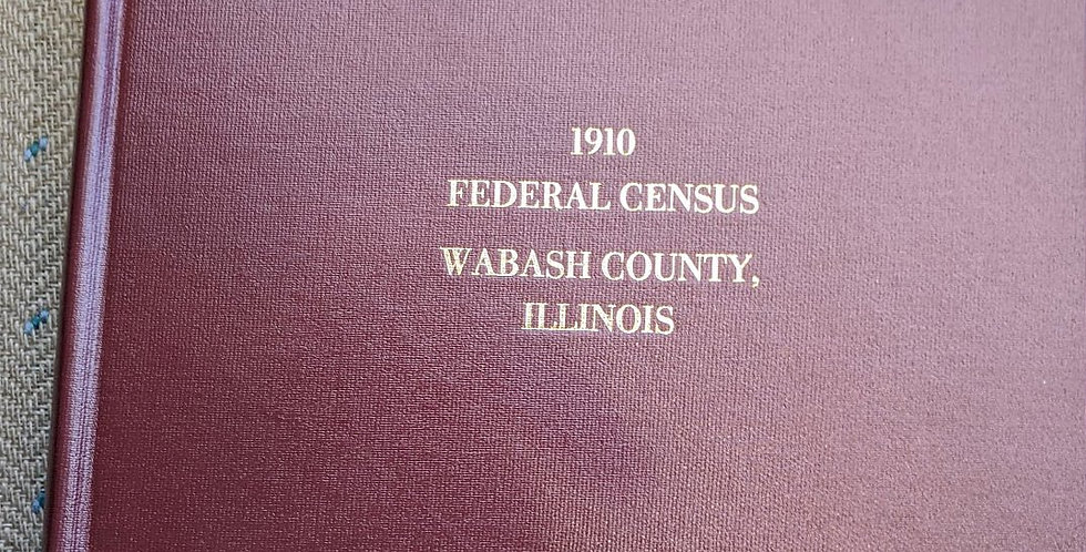 1920 Federal Census of Wabash County, IL