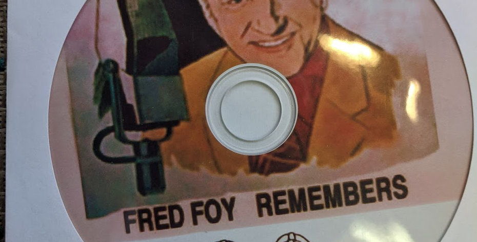 Fred Foy Remembers CD