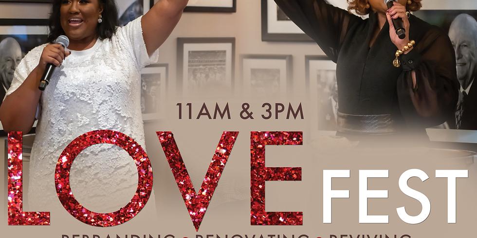 Love Fest & Reception