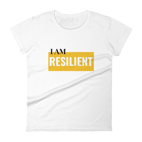 I AM RESILIENT TEE