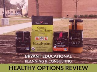 Healthy Options Review: Wedderspoon