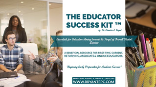 THE EDUCATOR SUCCESS KIT™