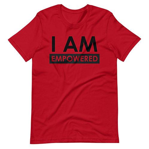 I AM EMPOWERED TEE