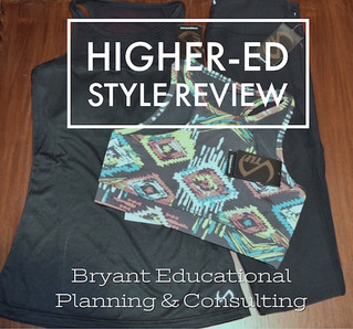 HigherEd Style Review -
