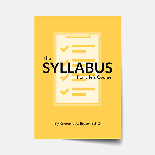 The Syllabus for Life's Course- Bible Study