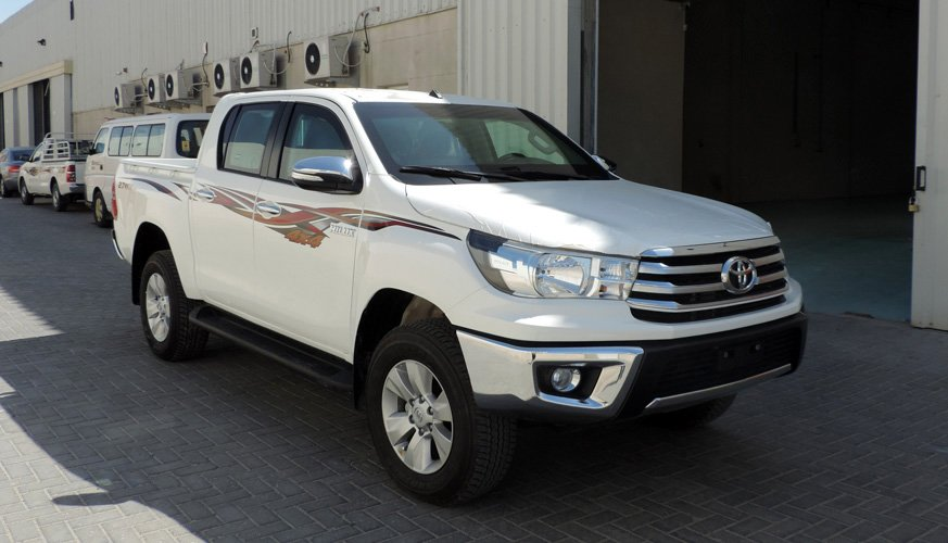 armored-toyota-hilux-pickup
