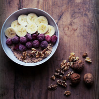 banana breakfast bowl