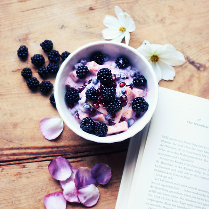 berry breakfast