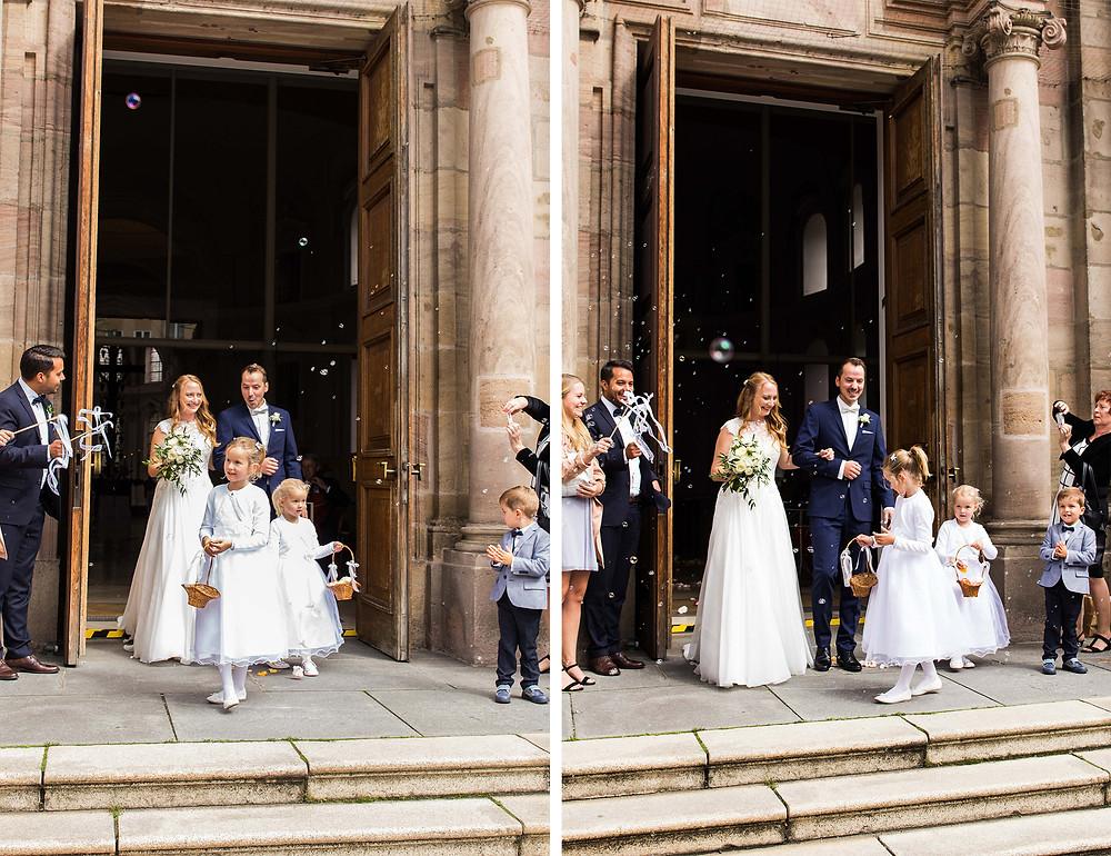 Hochzeit in Nürnberg - Trauung