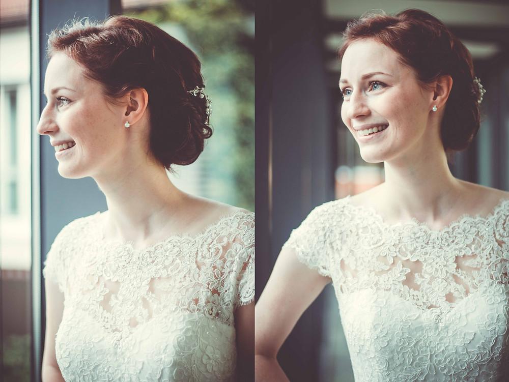 Braut Porträt