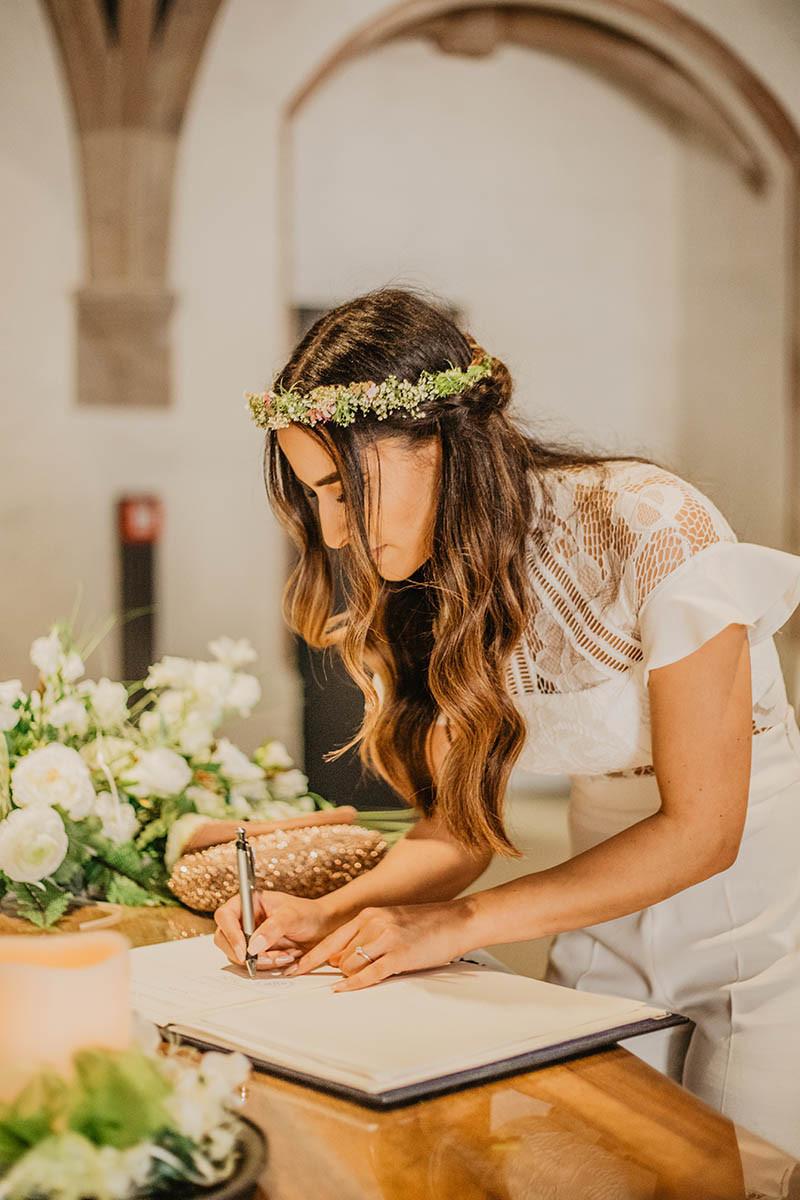 Walentina und Fabio Hochzeit