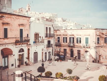 Einmal in den Süden bitte - 4 Tage in Apulien