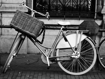 Amsterdam in black&white